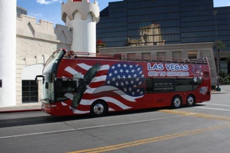 Tour Bus - Las Vegas