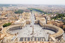 Vatican City - May 2011