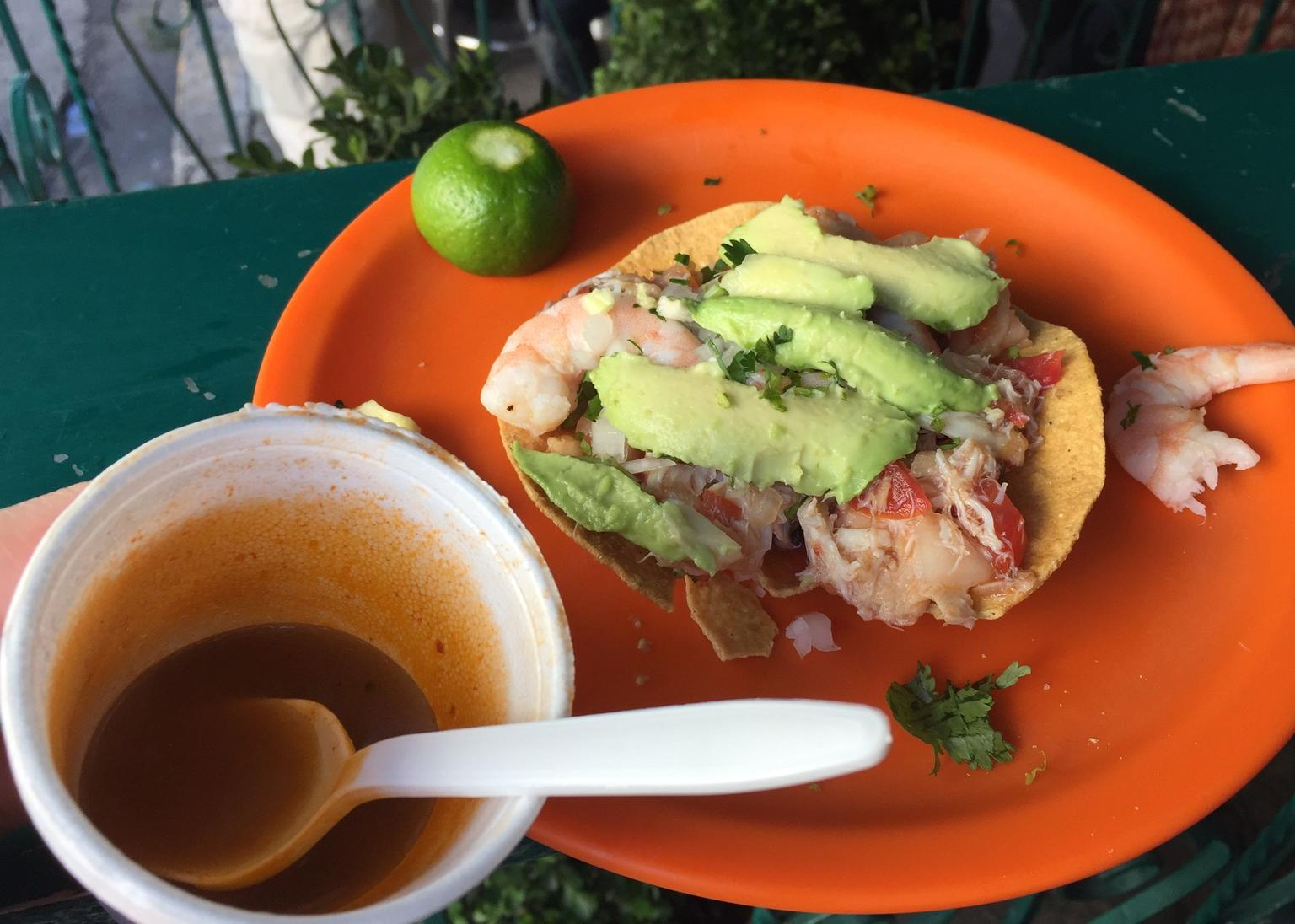 MORE PHOTOS, Historic Center Food Tour in Mexico City