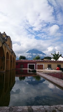 Volcan de Agua - October 2015