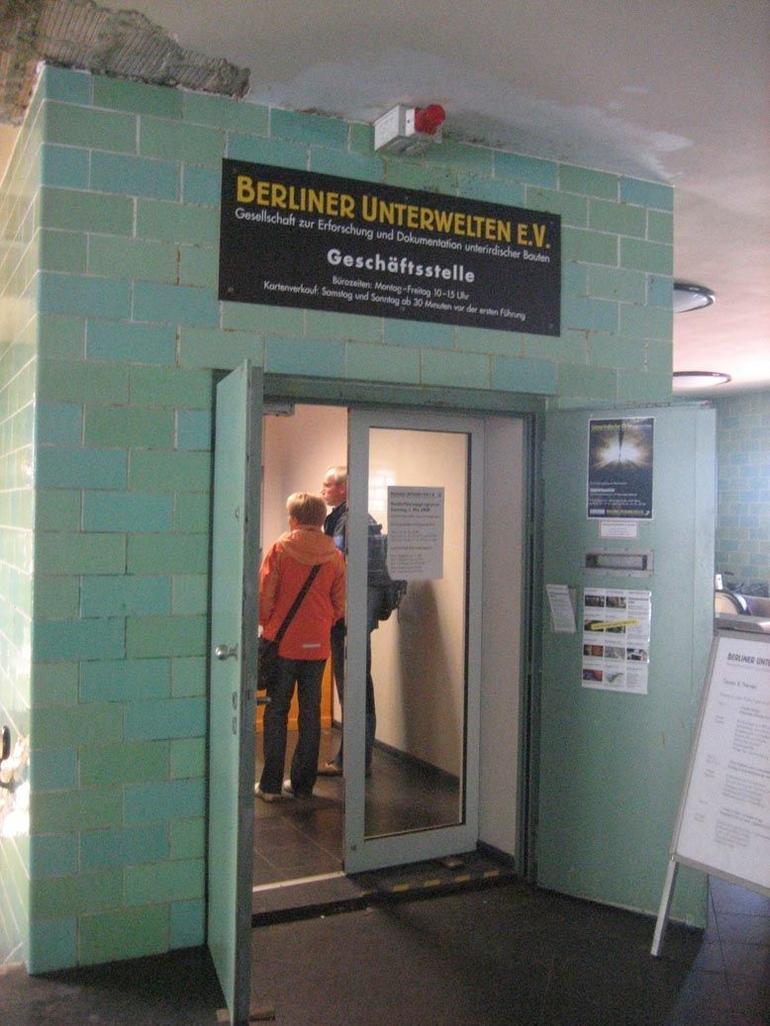 Berlin underground bunker - Berlin