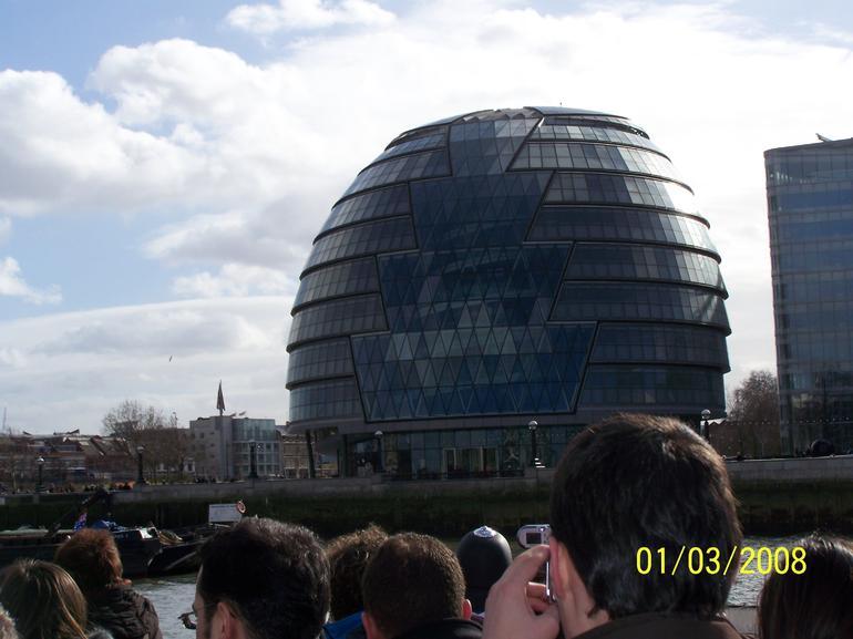 Building - London