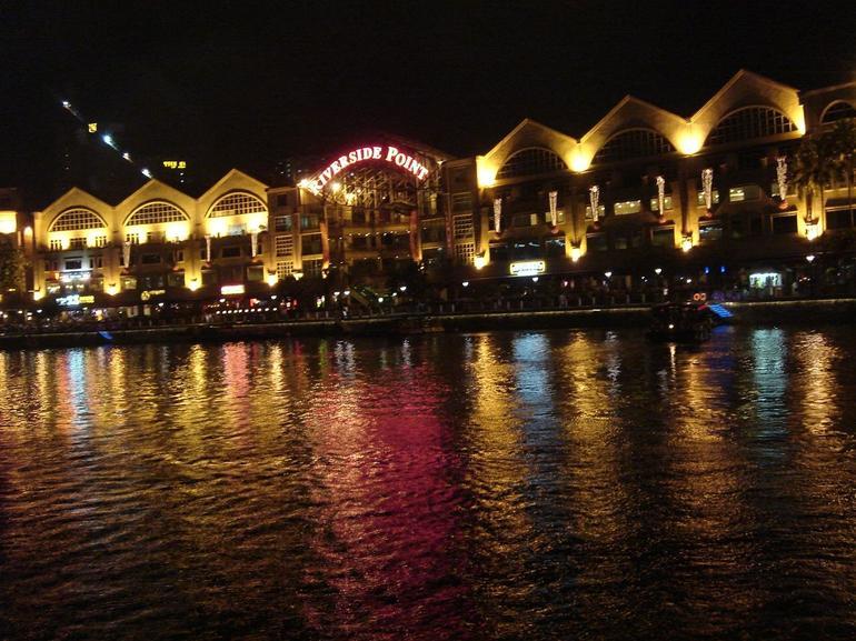 Clark Quay - Singapore