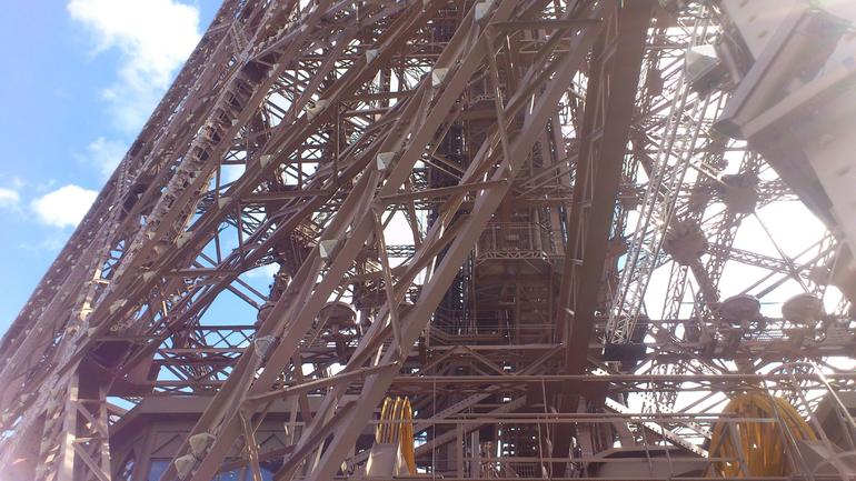 Eiffiel Tower - Paris