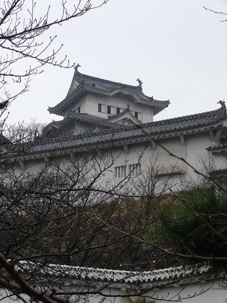 Himeji - Kyoto