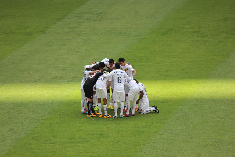 Huddle - Mexico City