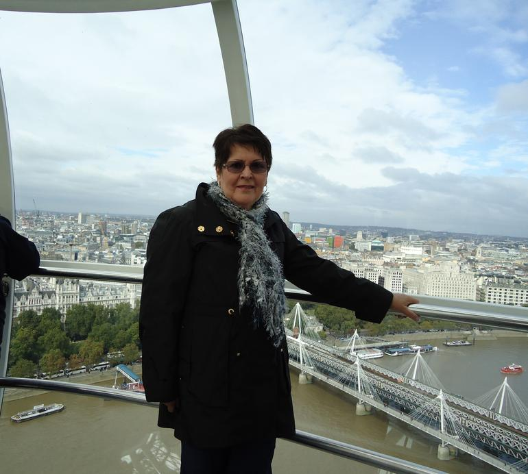 London - The London Eye 2 - London