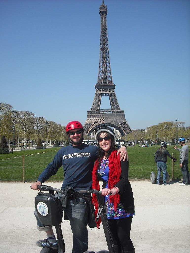 Lots of fun - Paris
