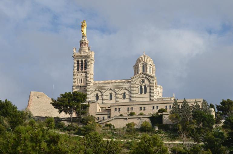 Marseille - Notre Dame - Marseille
