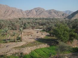different angle at the citadel of bithnah, karen c - November 2009