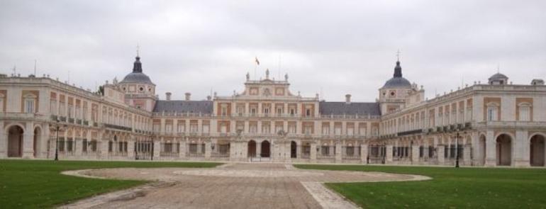 Palacio Aranjuez - Madrid