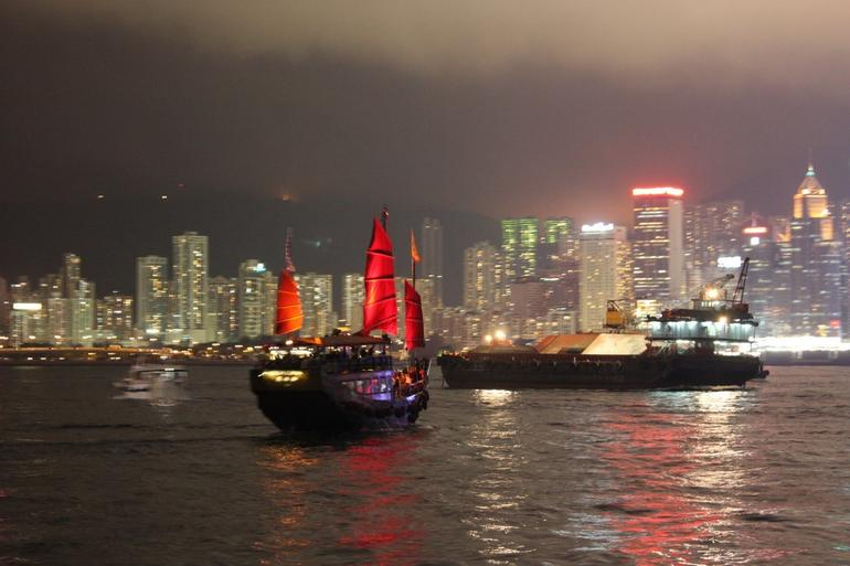 Symphony of Lights Hong Kong Harbor Night Cruise - Hong Kong