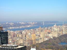 Overlooking Central Park - December 2009