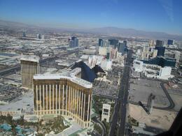 Vegas Strip from the air , Jonny Farley - March 2013
