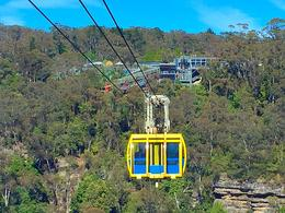 The Skyway in Australia's Blue Mountains , romazzino - December 2016