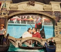 Our romantic gondola ride , Perla Aide C - July 2017