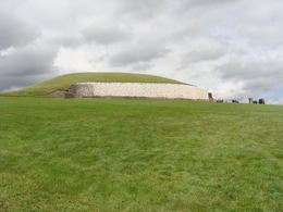 View of Newgrange. 1,000 years older than the pyramids of Egypt. Incredible , David T - August 2017