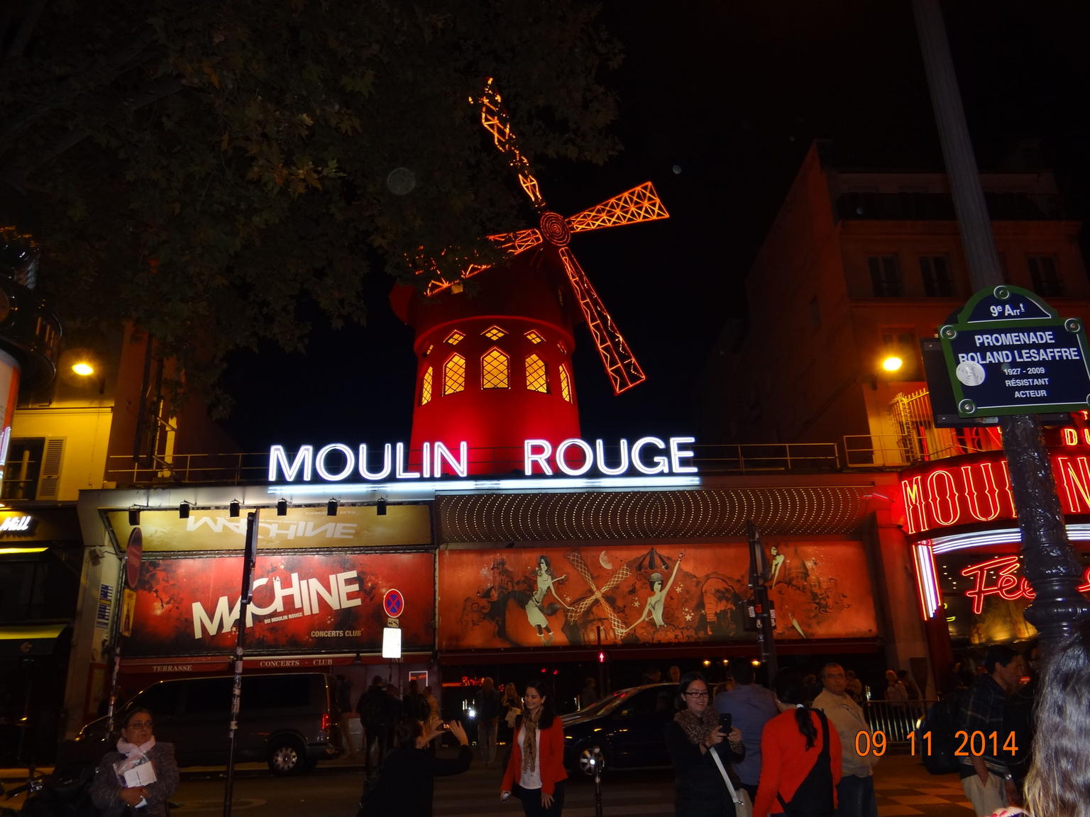 MAIS FOTOS, Paris by Night Illuminations Tour and Paris Moulin Rouge Show