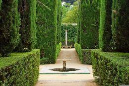 Alcazar gardens - June 2016
