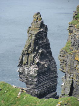 Taken at the Cliffs of Moher. Beautiful place! , Carrie S - July 2014