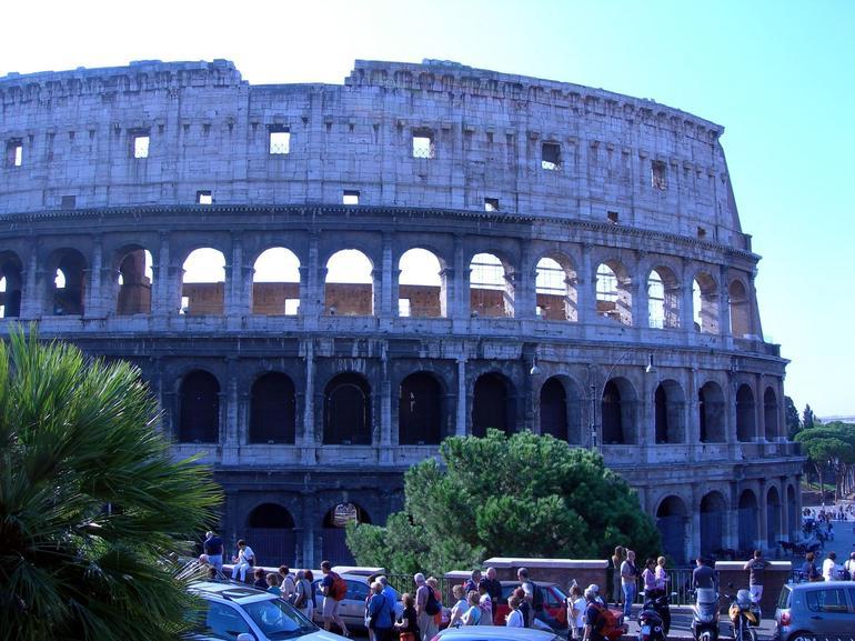 Colosseum 2008 AD - Rome