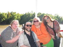 Kellie Sharp, Doug Sample, Becky Mohr, Alaina Carter , becky m - November 2014