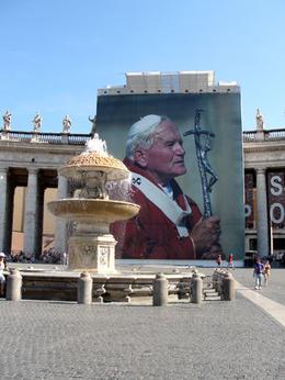 Pope John Paul II , Michelle L - June 2011
