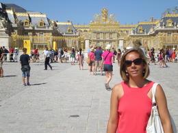versalles! the grand palais :) , martha p - August 2012