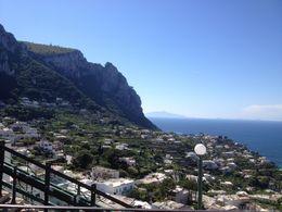 En fantastisk fødselsdag på Capri - juni 2016 , Vivi G - June 2016
