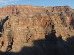 Stunning canyon views, Patricia A - December 2009