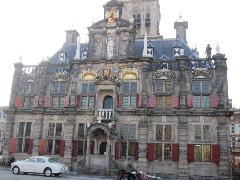 Hague - Amsterdam