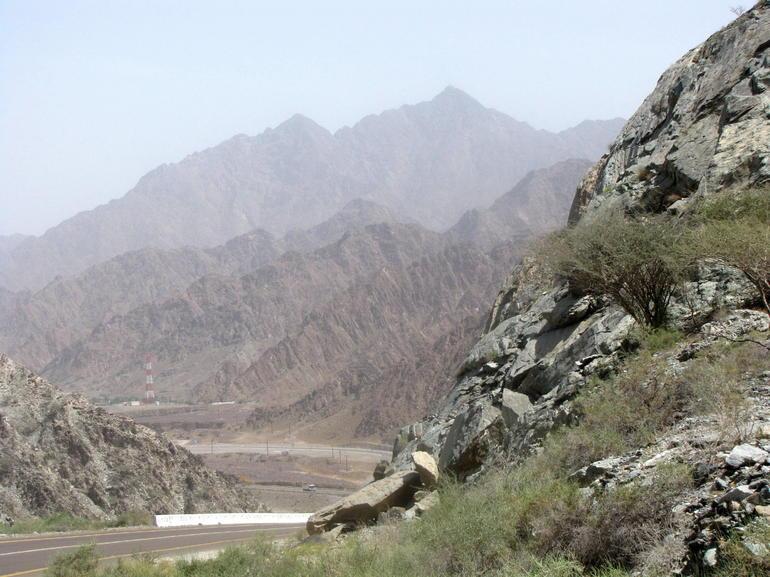 Hajar Gebirge - Dubai