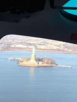 Lady Liberty!, Michelle W - January 2015