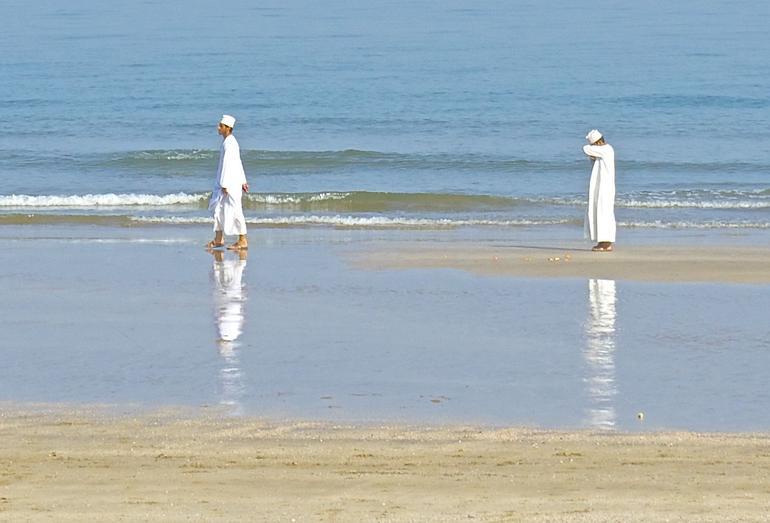 Jawharat al shatti - Muscat