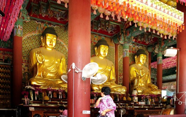 Jogyesa temple, Seoul - Seoul
