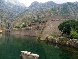 Gorgeous wall outside Kotor! , Eileen G - September 2014