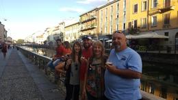 Milan Beer and Bites Tour , Britany T - October 2016