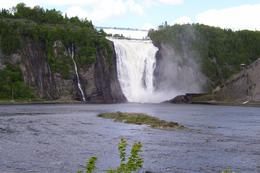 Montmorency Falls, Judith C - June 2009