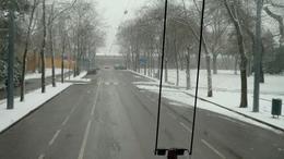 It's a bus tour. - February 2009