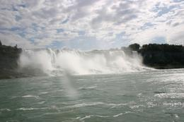 This photo was taken while on the Lady of the Mist boat trip, Shaun M - October 2009