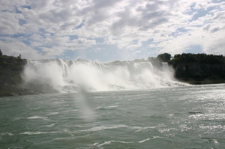 Niagara Falls - New York City