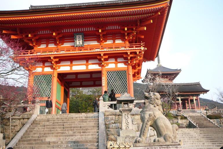 Kiyomizu Temple, Kyoto - Kyoto