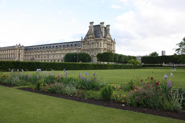 Palácio das Tulherias - Paris