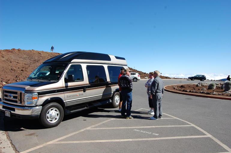 The van - Maui