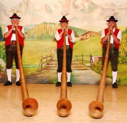 Tyrolean Folk Show in Innsbruck - May 2013