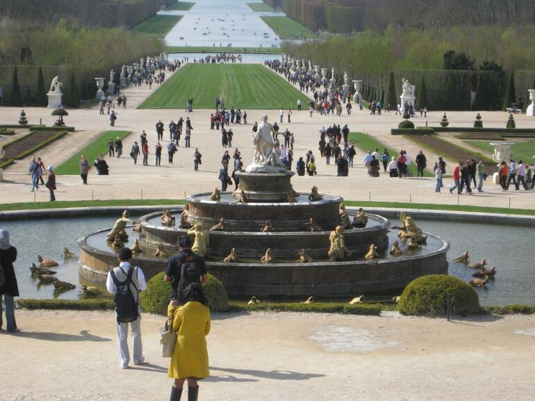 Versailles Grounds - Paris