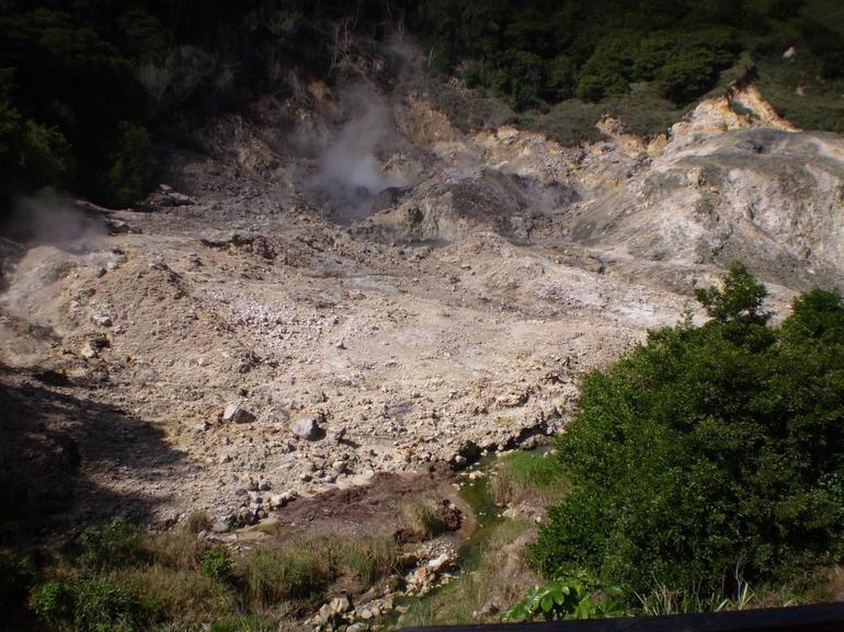 Volcano - St Lucia