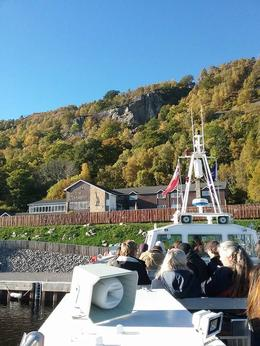 Looking for Nessie on the Loch Ness cruise , raci88 - November 2016