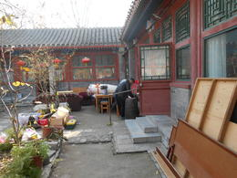 Courtyard in Hutong home , jligon - November 2016