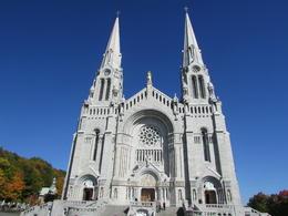 The Basilica of Sainte-Anne-de-Beaupré , wrhesson - December 2016